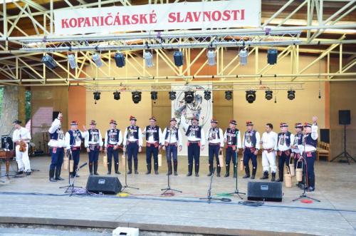 Kopaničárské slavnosti 07/2013