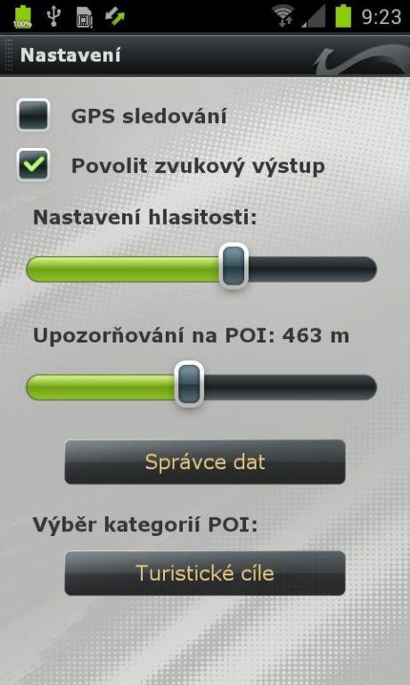 Mobilní průvodce