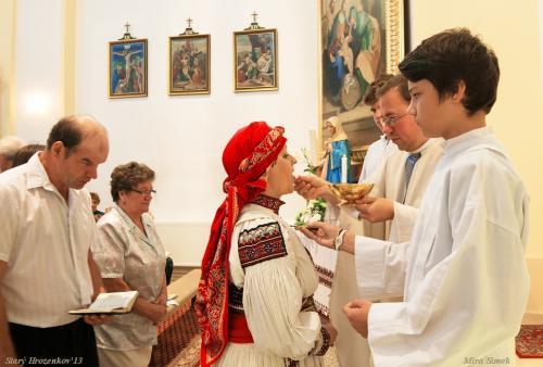 Hodová mše svatá 8.9.2013