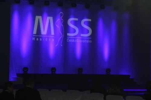 Miss hasička ČR SR 2012