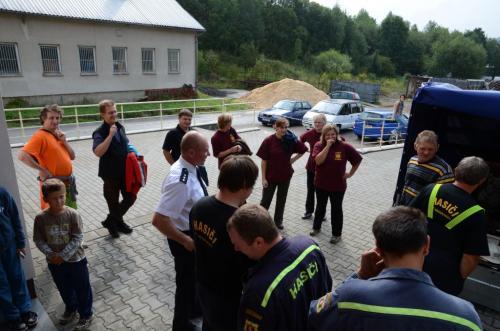 Soutěž Ivanovce 1.9. 2012